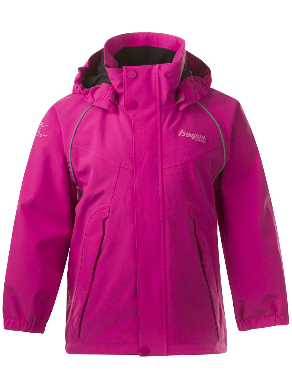 ce19e075 Buy Bergans Ruffen Jacket Youth online at Blue Tomato