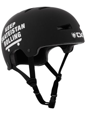 TSG Evolution Charity Casque de Skateboard