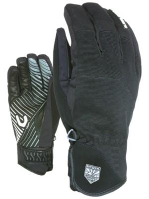 Level Suburban Gloves schwarz Gr. 7.5 US