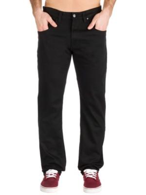REELL Lowfly Jeans black Gr. 30/32