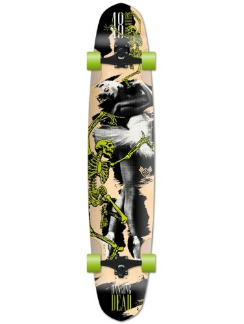 Flying Wheels Dancing Dead 48 Longboard Complete