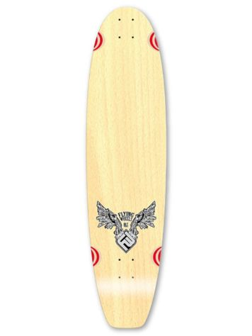 Flying Wheels Maple 38 Longboard Deck