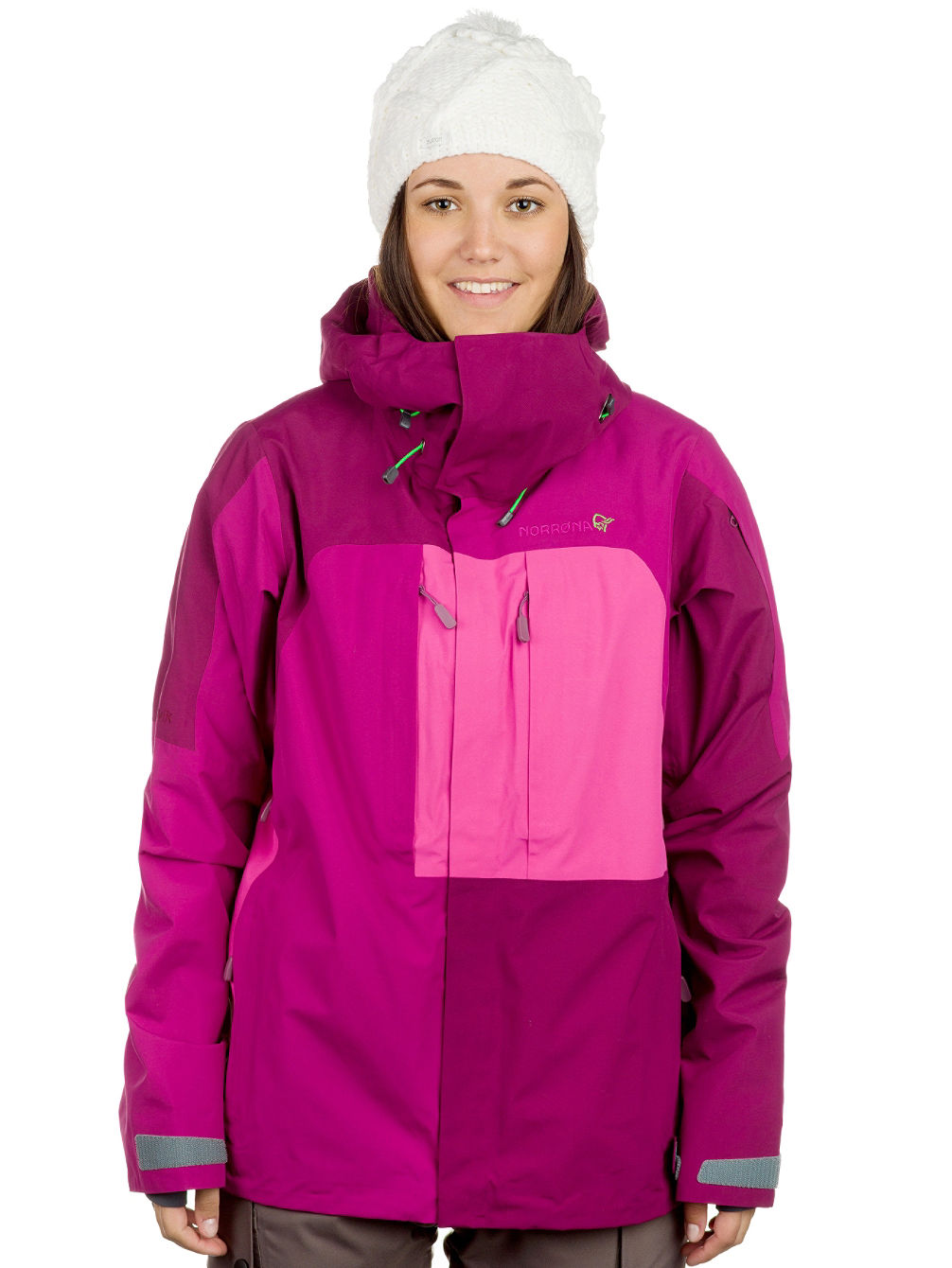 b70a6ac4 Buy Norrona Narvik Gore-Tex 2L Jacket online at Blue Tomato