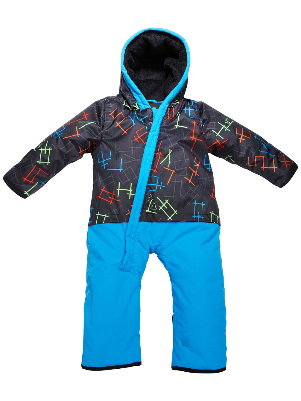 9f99b1a50 Buy Quiksilver Little Rookie Baby Suit online at Blue Tomato