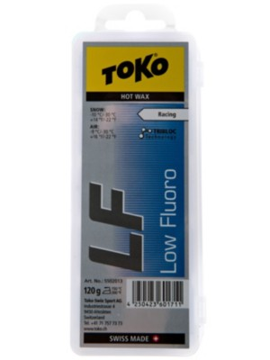 Toko LF Hot Wax blue 120g blue Gr. Uni