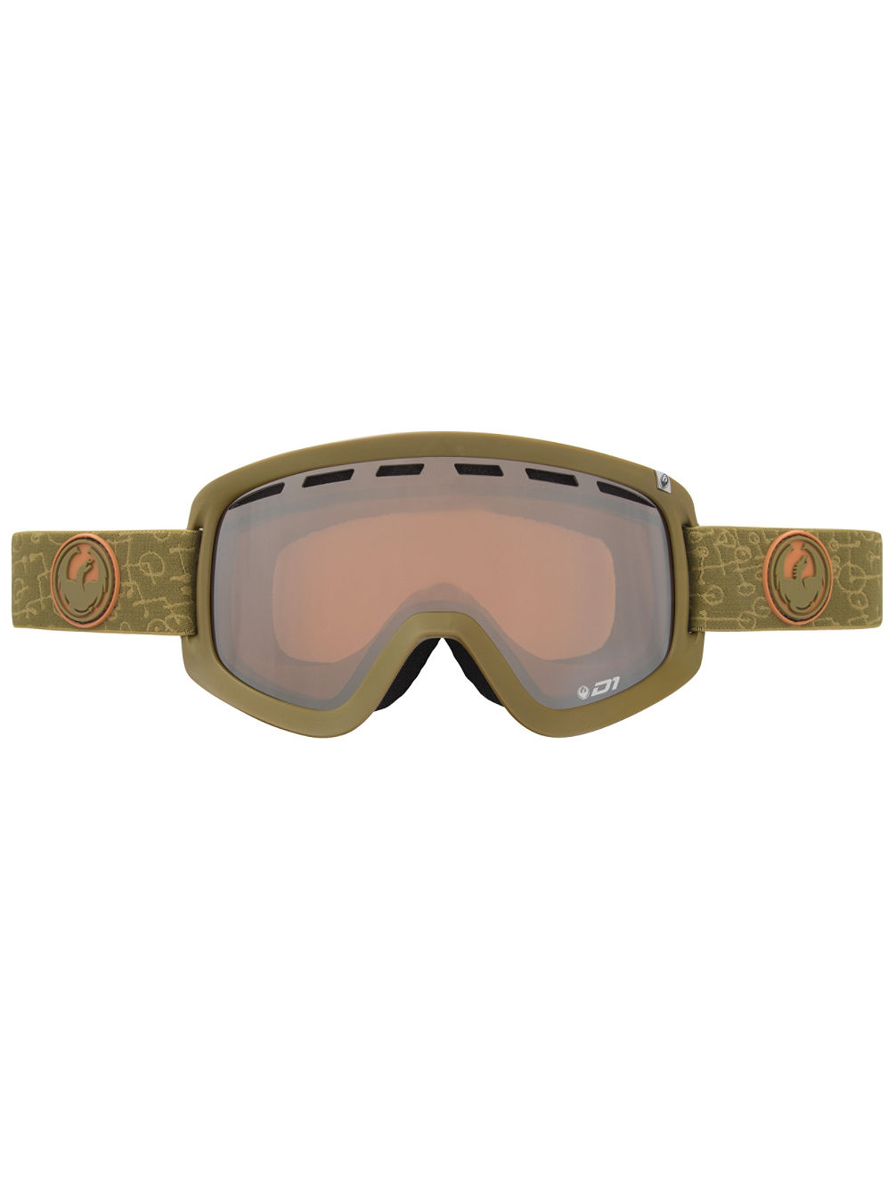 D1 Dirty Martini ionized Goggle