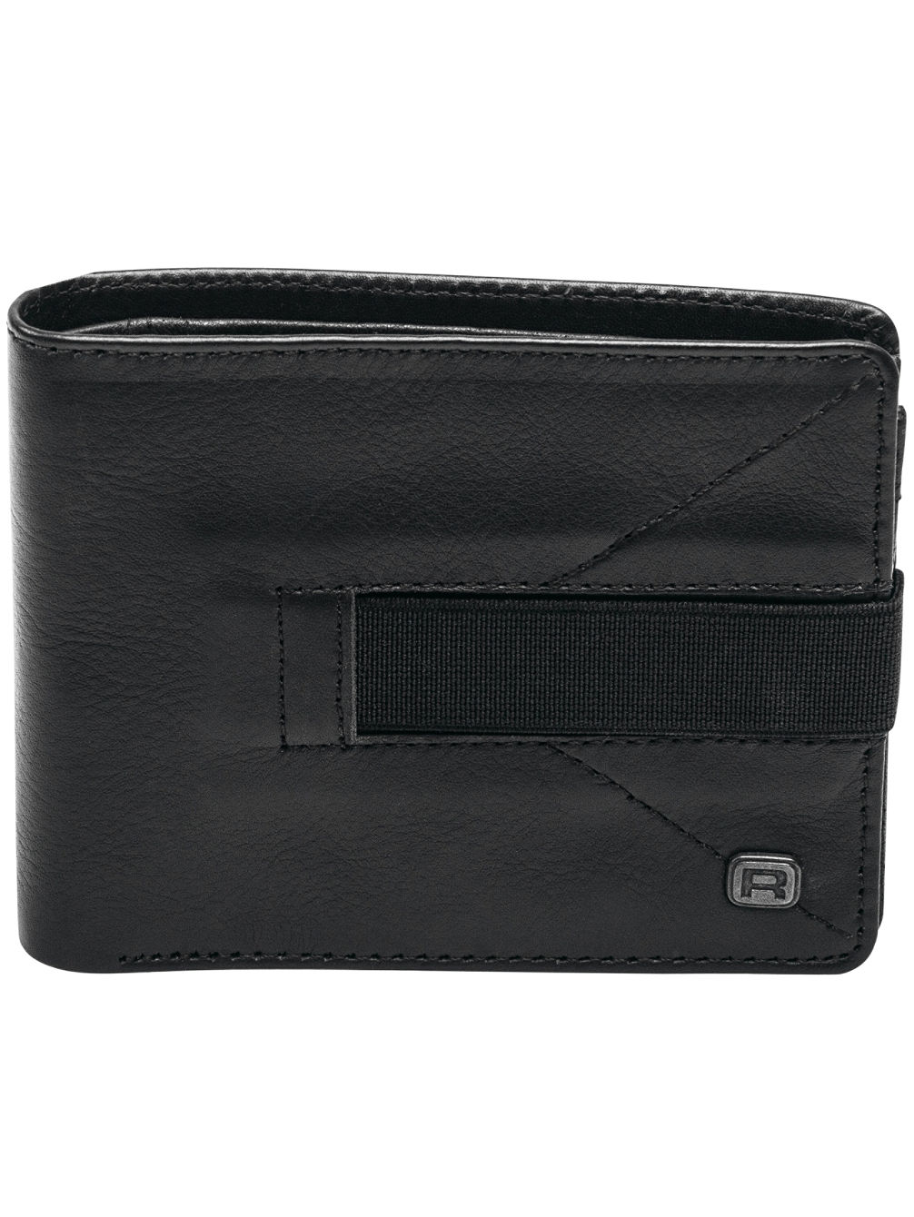 Strap Leather Wallet