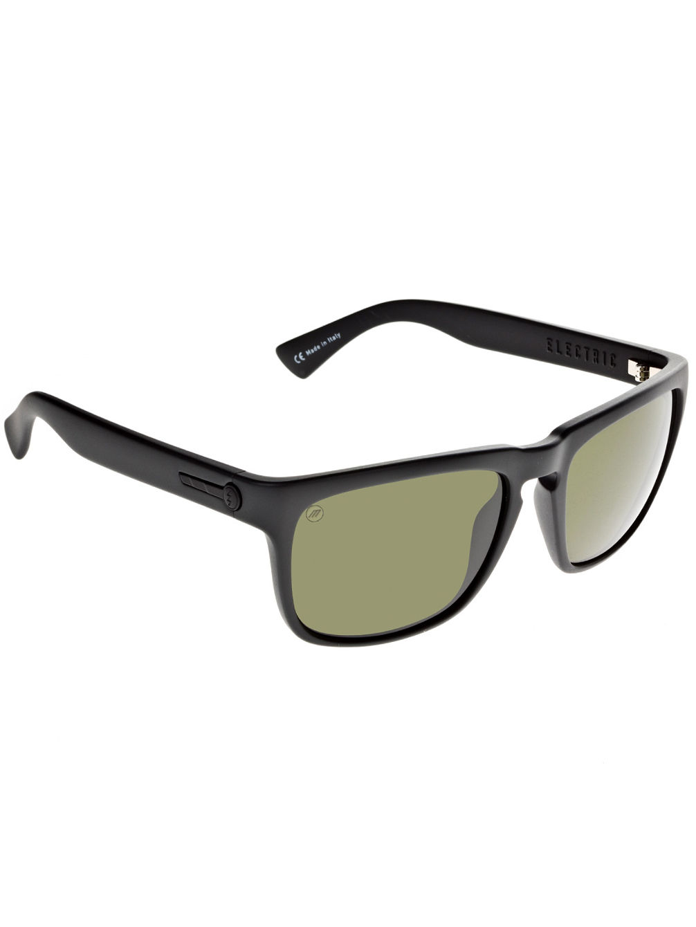 Knoxville Matte Black Sonnenbrille