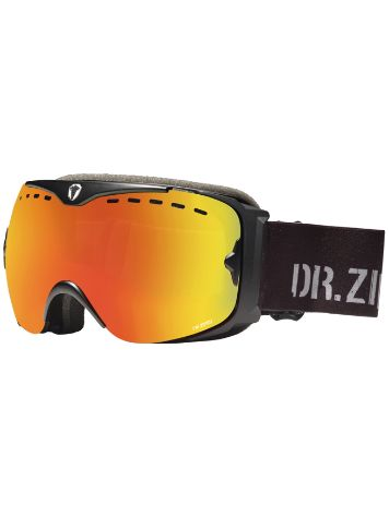 Dr.Zipe Guard Level 6 Matt Black Goggle
