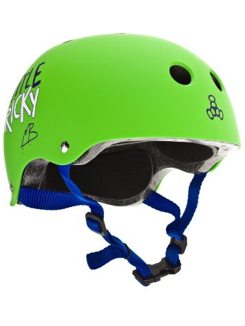 Triple 8 Little Tricky Brainsaver Skate Helmet Yo You