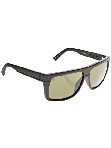 Electric Black Top Matte Black Sonnenbrille