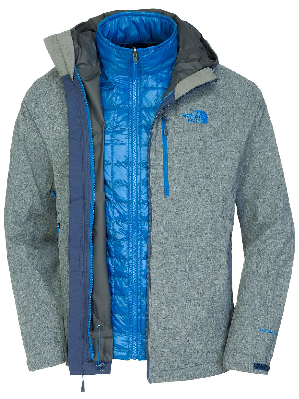 151722947ba Buy THE NORTH FACE Thermoball Triclimate Outdoor Jacket online at ...
