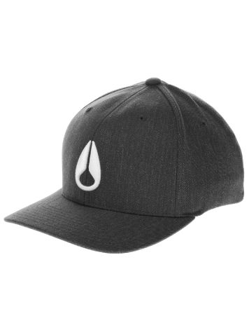 Nixon Deep Down Flex Fit Athletic Gorra