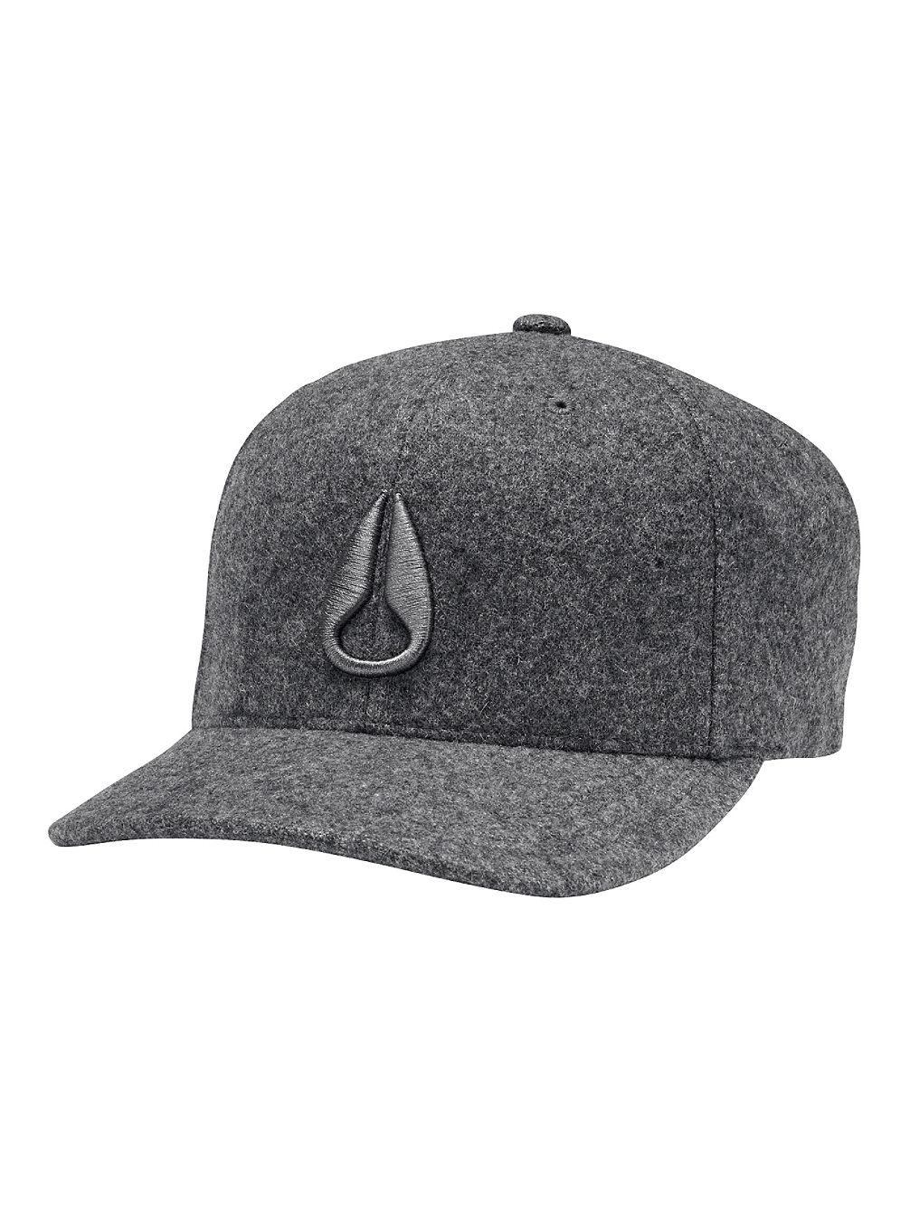 online retailer 55f94 08814 Nixon Deep Down Athletic Textured Cap