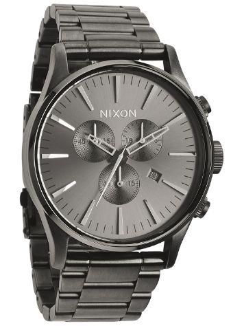 Nixon The Sentry Chrono Rannekello