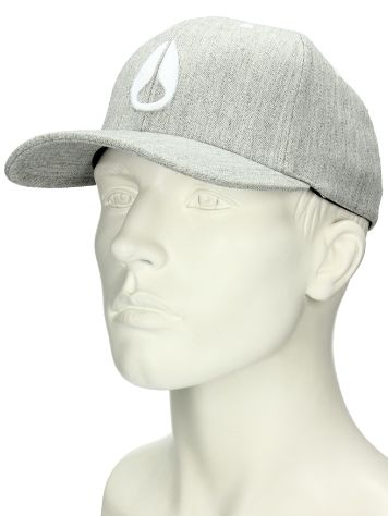 502cbe827b2 Buy Nixon Deep Down FF Athletic Fit Hat online at blue-tomato.com