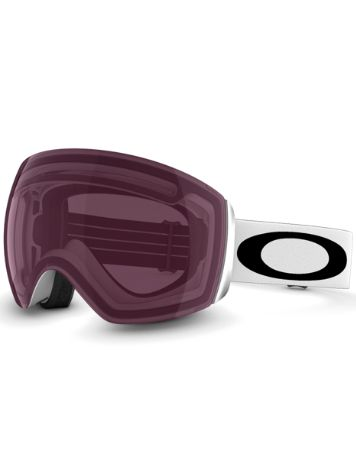 Oakley Flight Deck Matte White Goggle