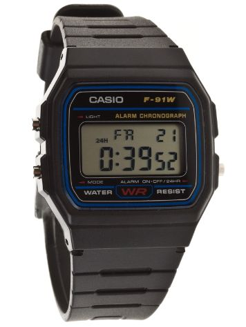 Casio F-91W-1YEF Montre
