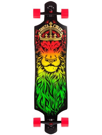 "Santa Cruz Lion God Drop Thru 10"" Complete"