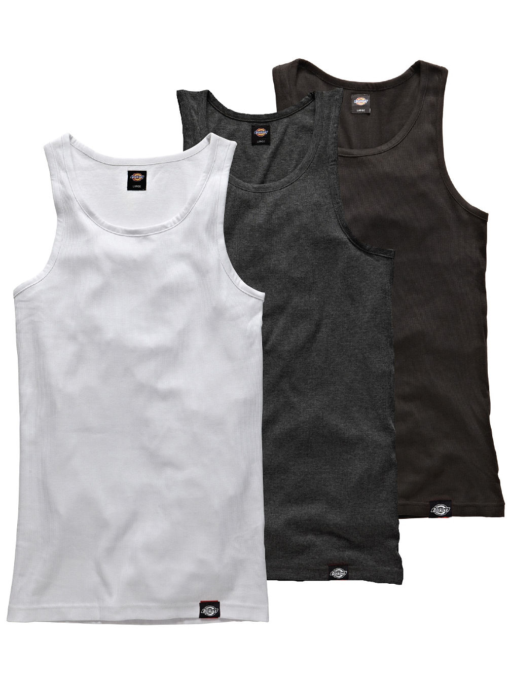 c7d1d8eb7cd4a Buy Dickies Proof Multi Color Tank Top Pack online at Blue Tomato