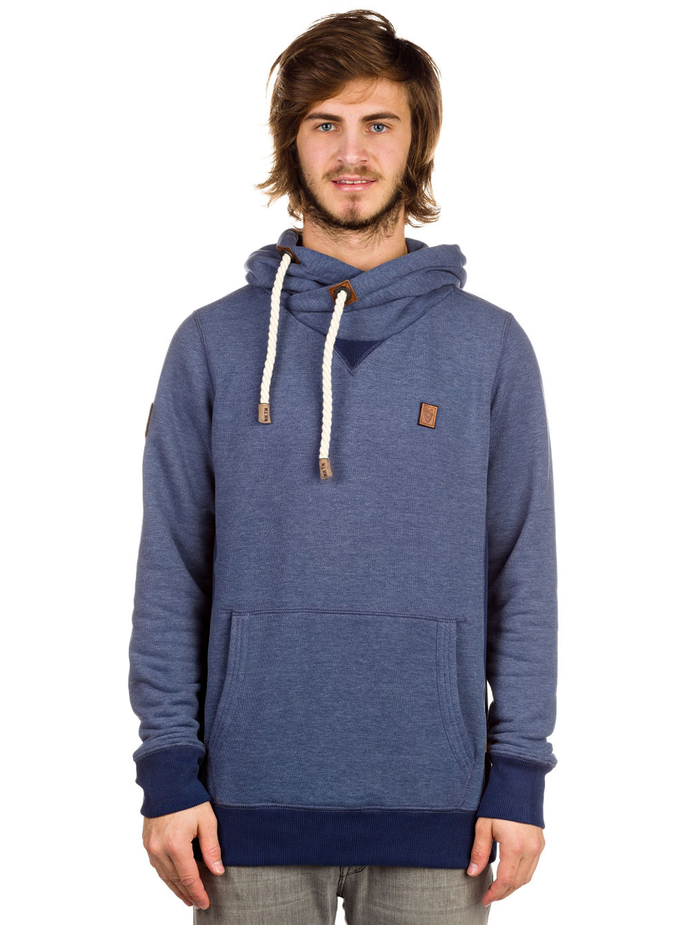 Pommes im Weltall IV Hoodie