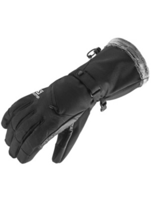 Salomon Tactile Gloves black Gr. M
