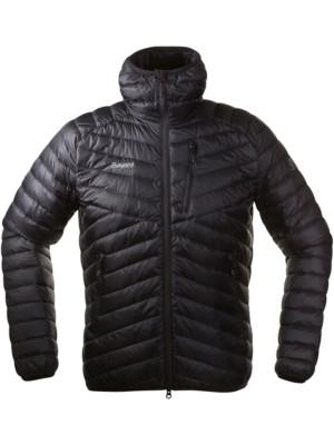 Bergans Slingsbytind Down Hooded Outdoor Jacket black Gr. S