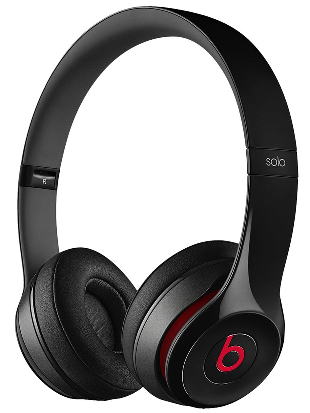 Solo 2 Black Headphones