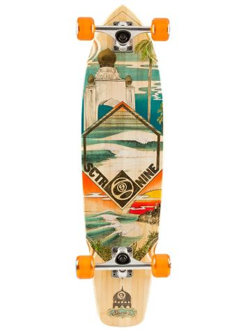 "Sector 9 Swamis 8.75"" x 39"" Compleet"
