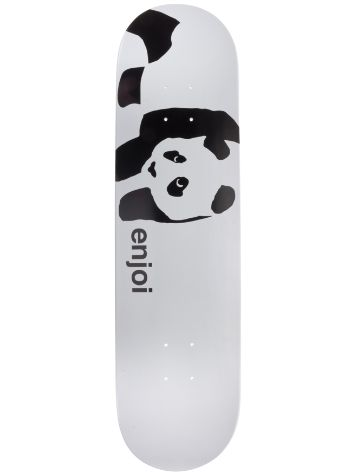 "Enjoi Whitey Panda Wide 8.0"" Skate Deck"