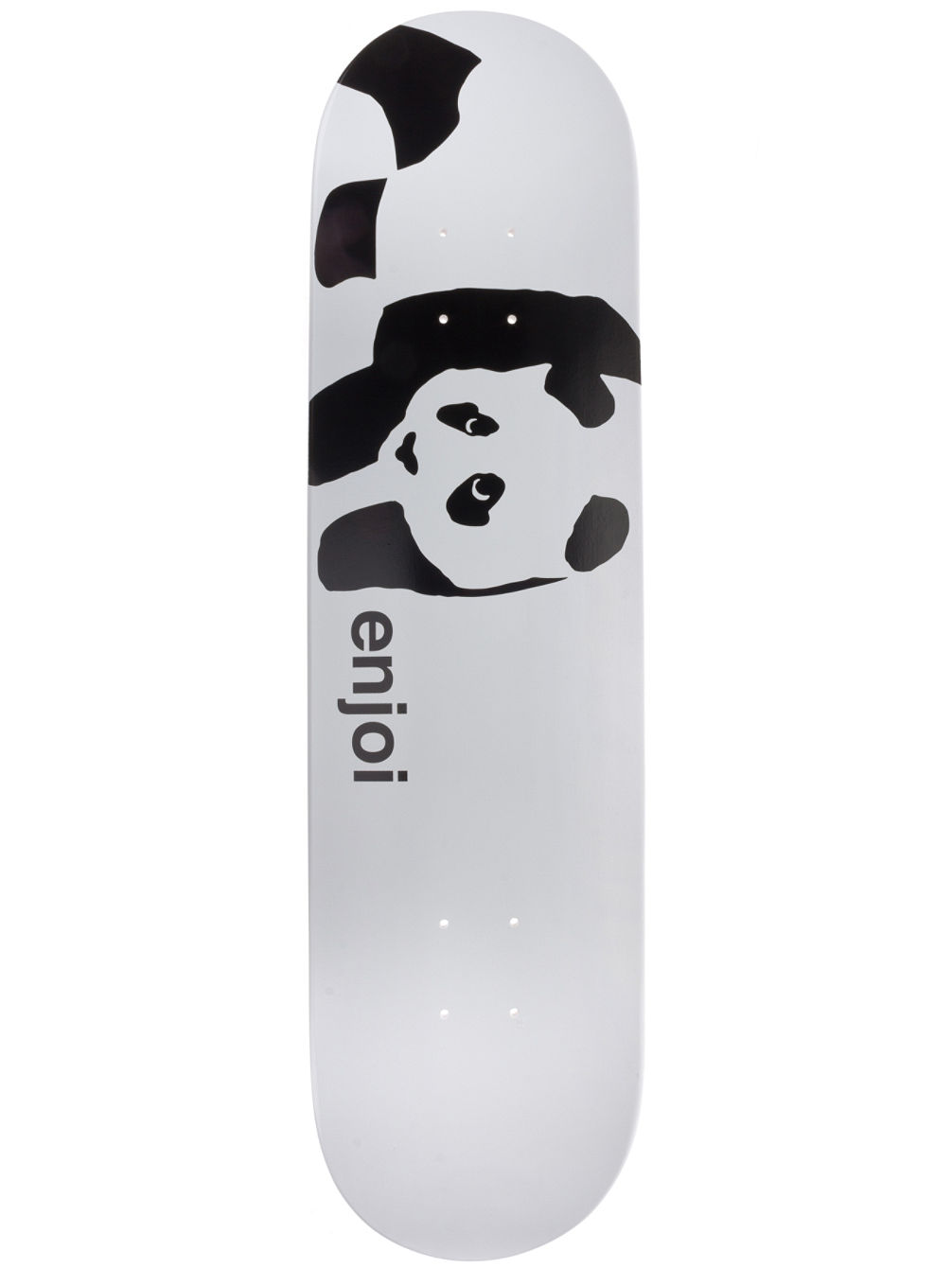 "Whitey Panda Wide 8.0"" Skate Deck"