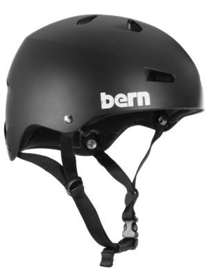 Bern Macon EPS Skate Helmet matte black Gr. XL