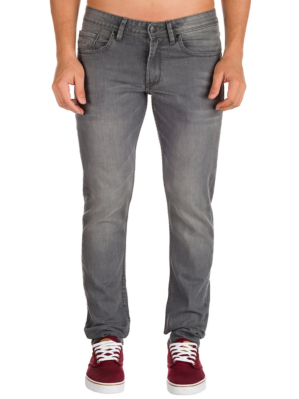 REELL Spider Jeans grey Gr. 32/32