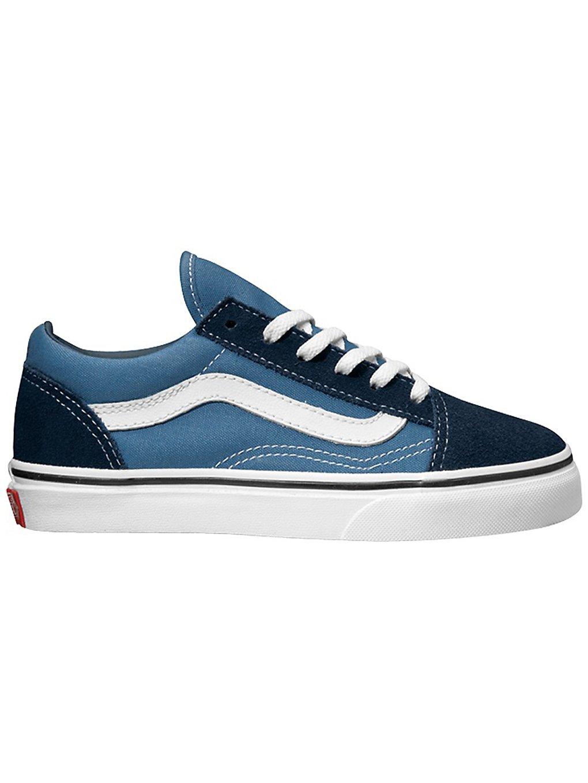 Image of Vans Old Skool Sneakers Boys blu