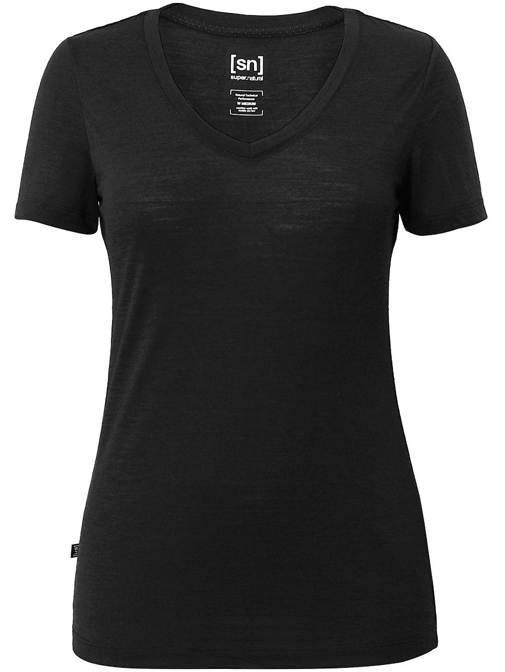 Base V-Neck 140 Tech Tee