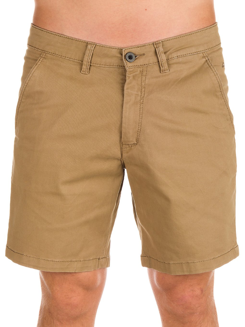 REELL Flex Chino Shorts dark sand Gr. 30