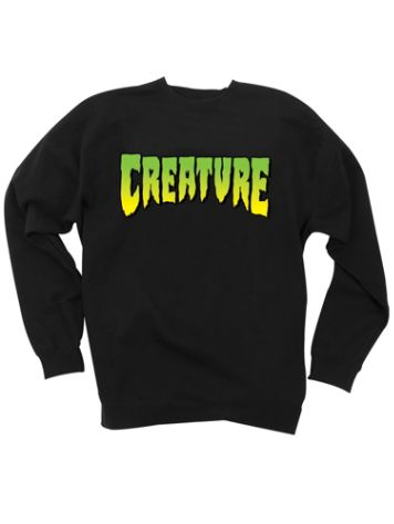 Creature Logo Sweater