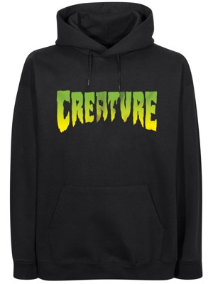 Creature Creature Logo Hoodie black Gr. M