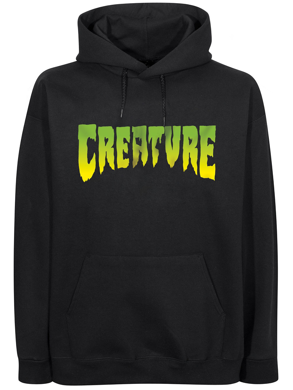 Creature Logo Pulover s Kapuco