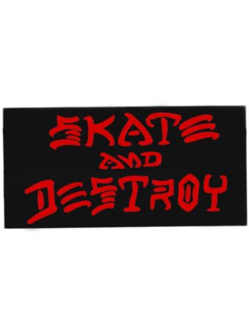 Thrasher Skate and Destroy Sticker