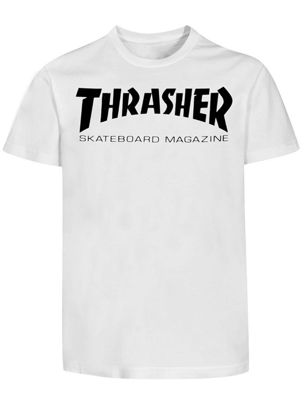Buy Thrasher Skate Mag T-Shirt online at blue-tomato.com 59bb4d7c3