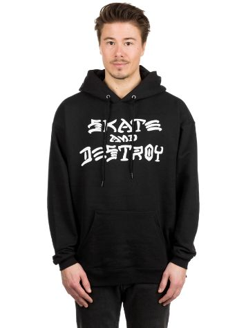 Thrasher Skate And Destroy Sweat à Capuche
