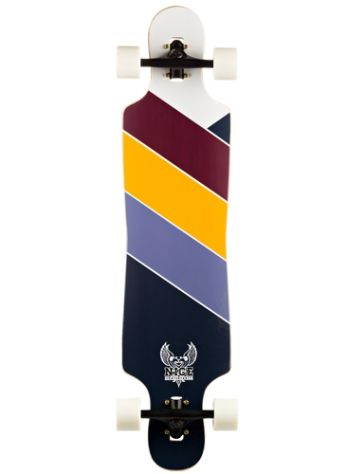 "Nice Skateboards Tour 40"" x 9.25"" Complete"