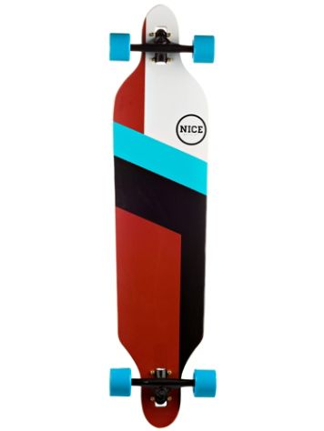 "Nice Skateboards Flash 42"" x 9.5"" Complete"