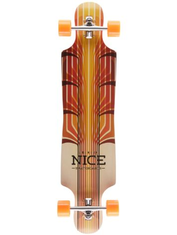 "Nice Skateboards Alaia 40"" x 9.25"" Complete"
