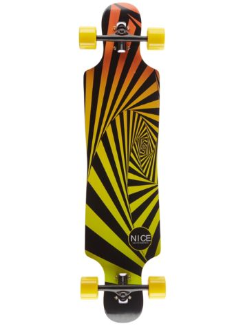 "Nice Skateboards Tunnel 40"" x 9.25"" Completo"