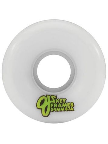 OJ Wheels Plain Jane Keyframe 87A 56mm Wheels