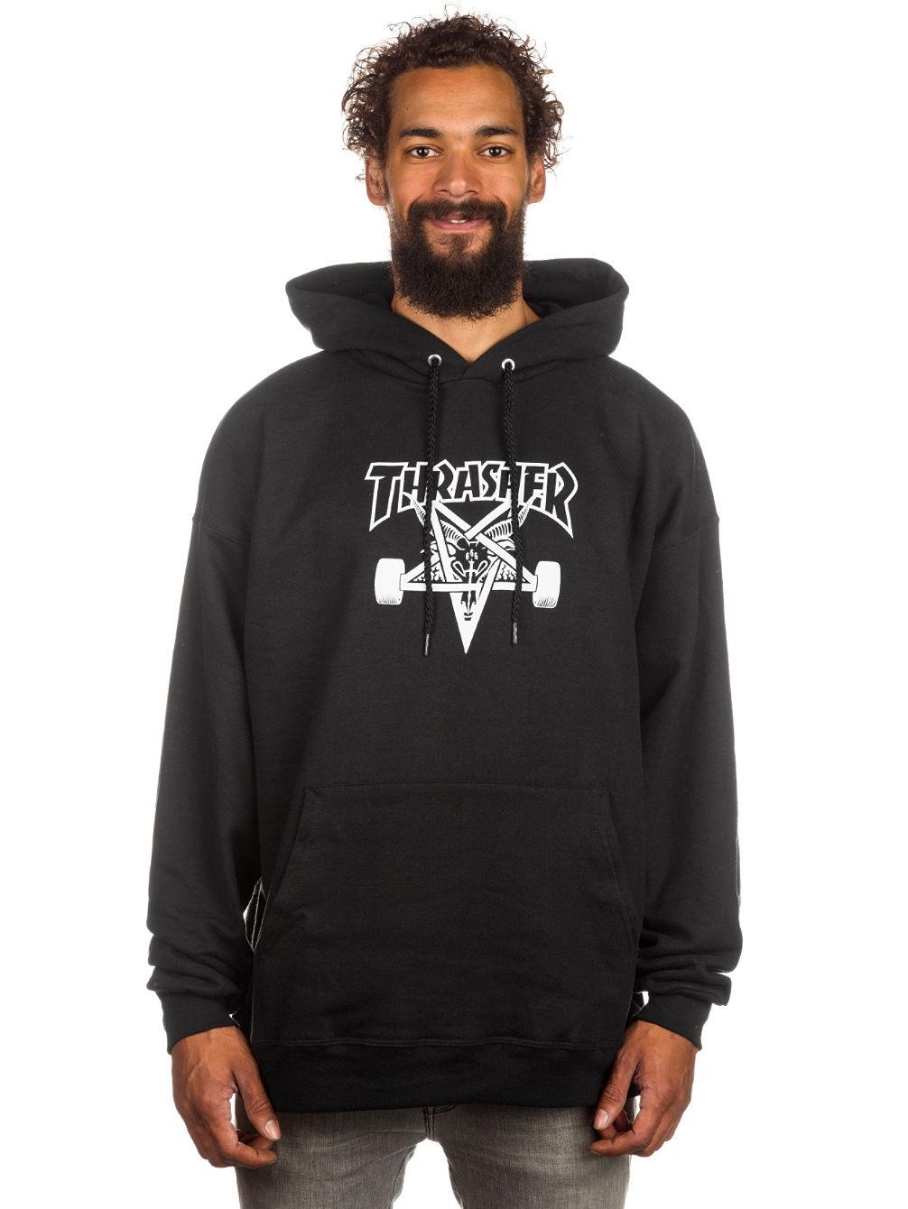 Buy Thrasher Skate Goat Hoodie online at blue-tomato.com 27c8c1d3bb5a