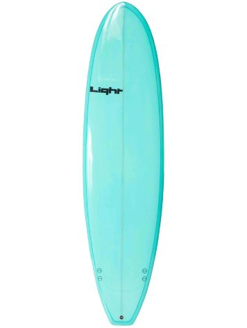 Light WTF Resin Tint 7.8 Surfboard
