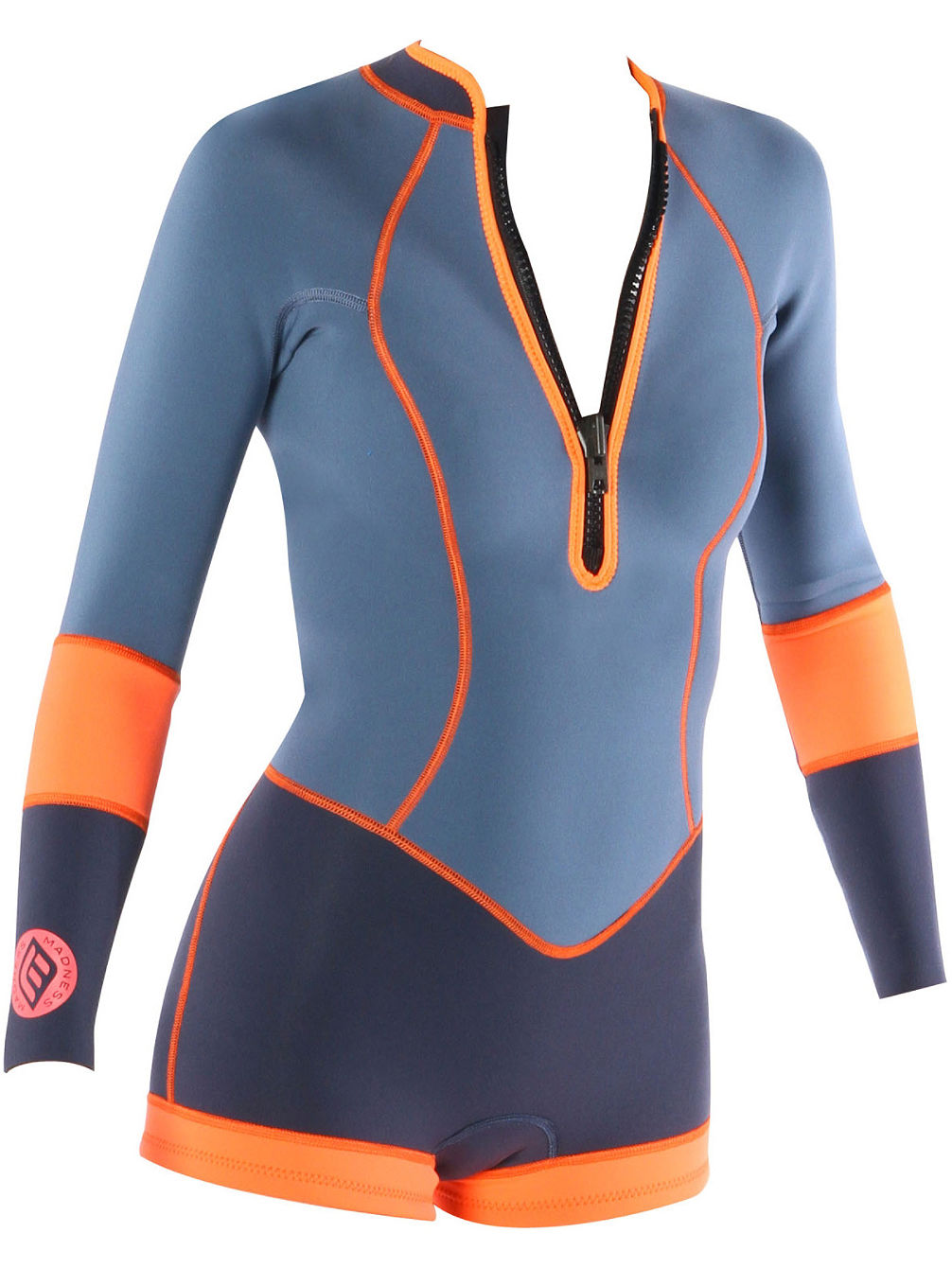 Unlimited 2/2 Shorty Wetsuit